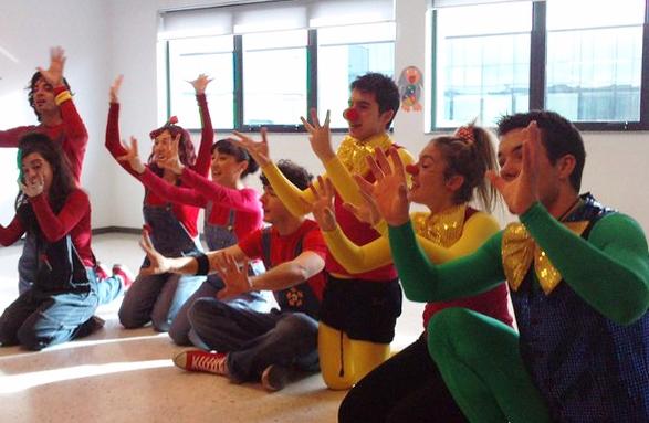 Grupo 'CantaJuego'